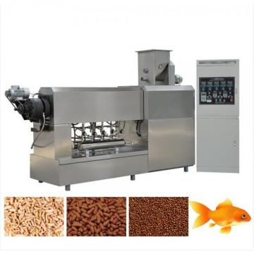 Fish Dog Cat Bird Food Processing 300-400kg/H Floating Fish Feed Mill Pellet Extruder Machine