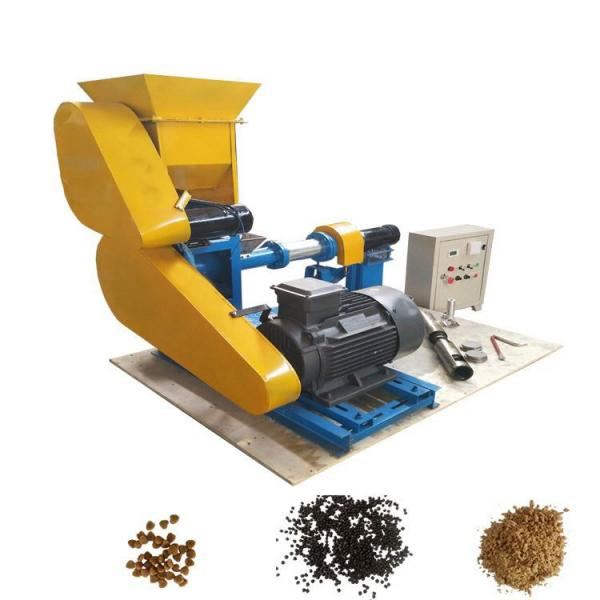 Aquatic Feed Pellet Machine for Making Floating Fish Feed