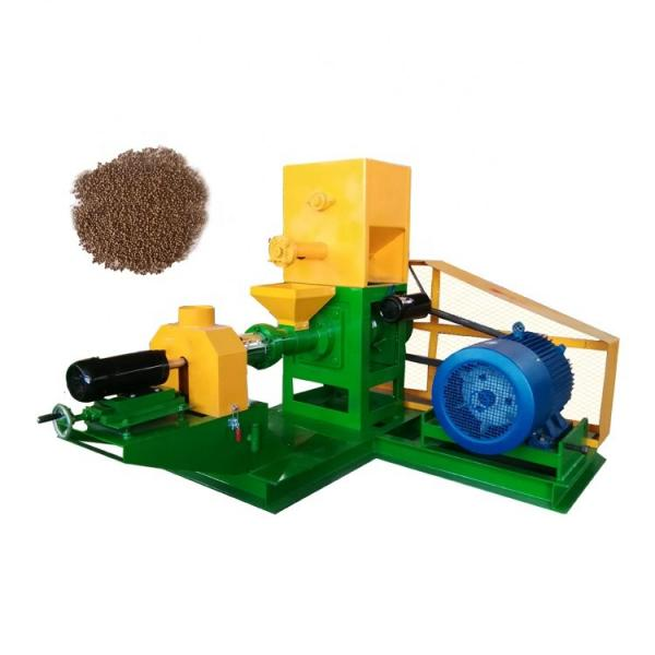 Animal Cattle Chicken Duck Feed Processing Machines Pellet Production Line