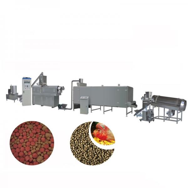 Floating Fish Feed Pellet Machine Catty Feed Pellet Mill Animal Feed Production Line Poultry Feed Machine Feed Processing Plant